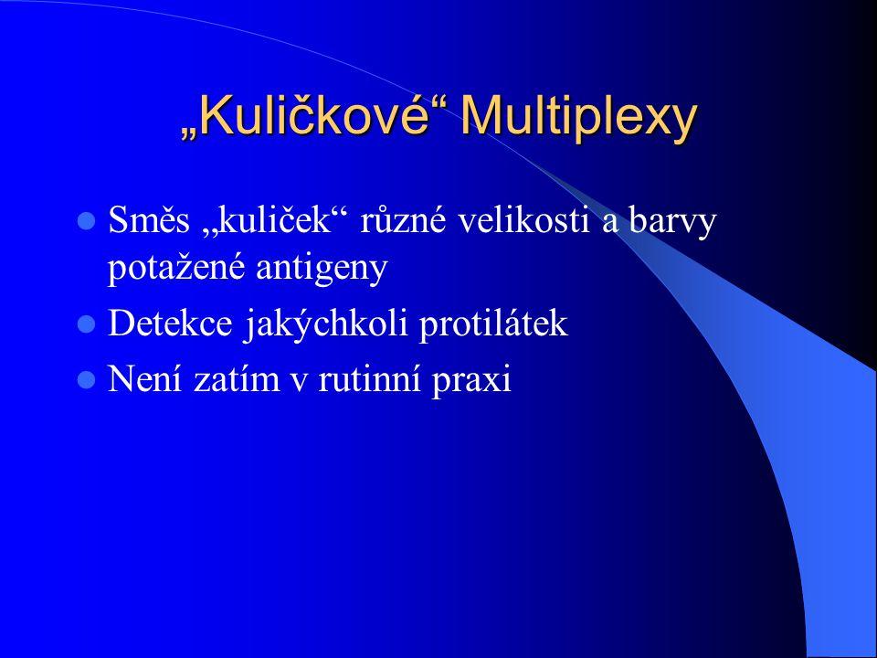 """""""Kuličkové Multiplexy"""