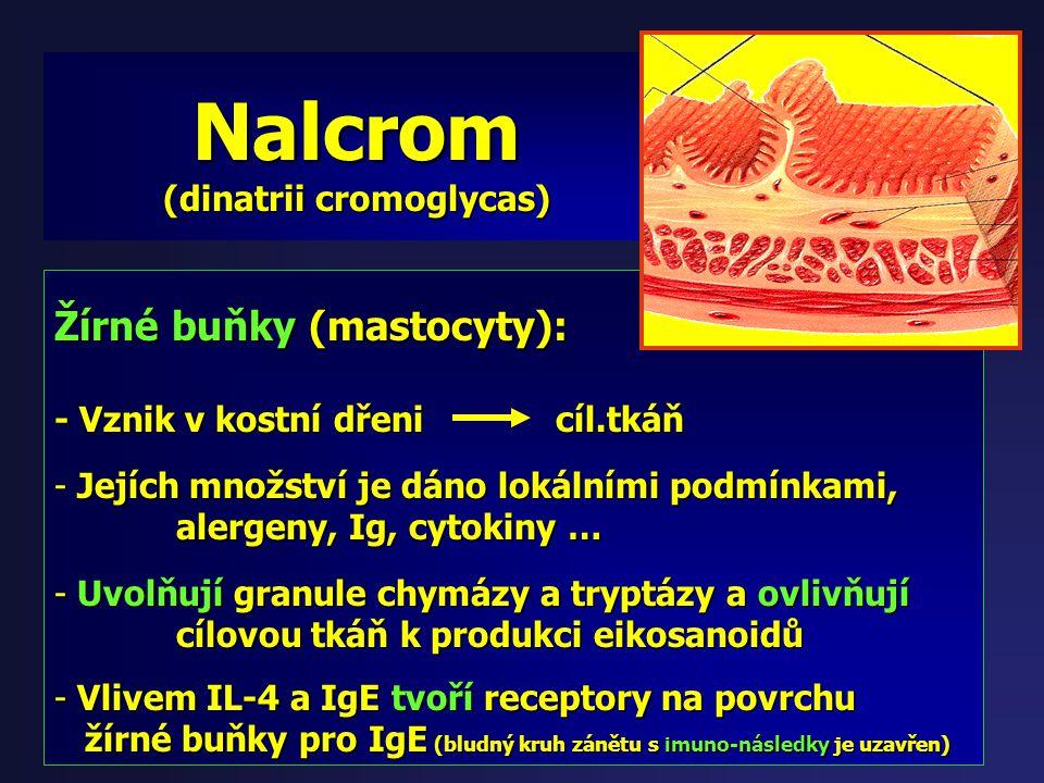 (dinatrii cromoglycas)