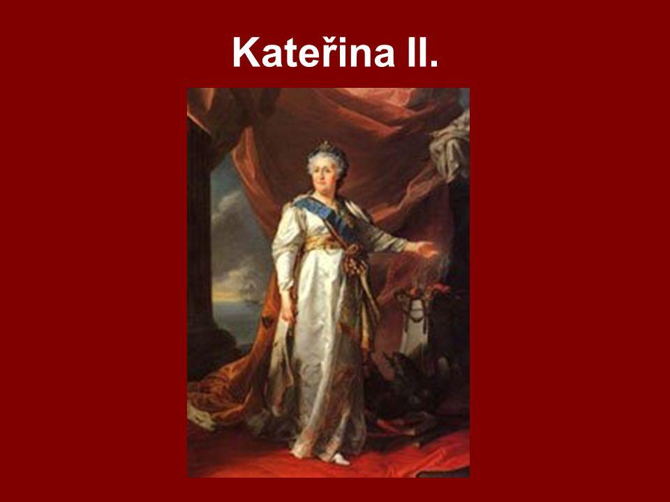 Kateřina II.