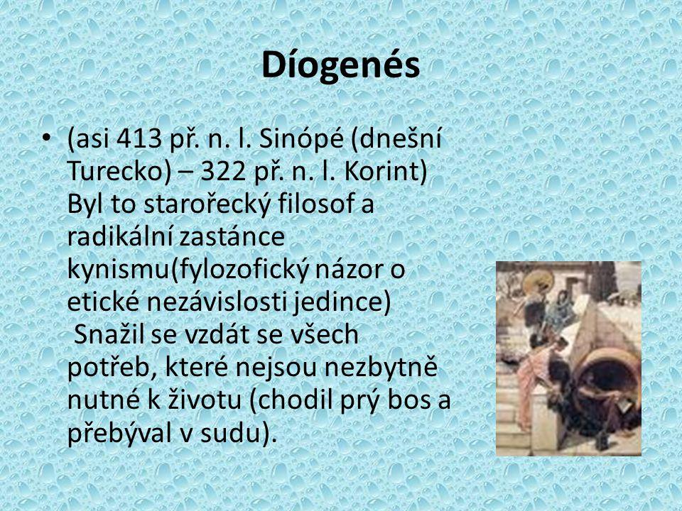 Díogenés