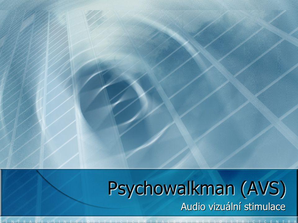 Audio vizuální stimulace