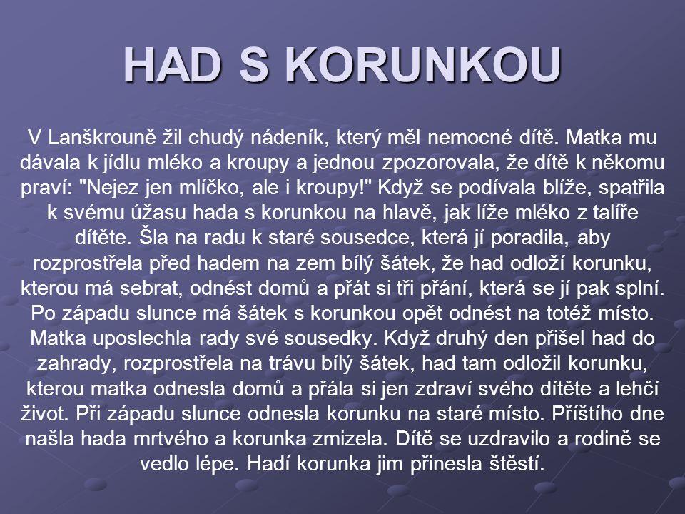 HAD S KORUNKOU