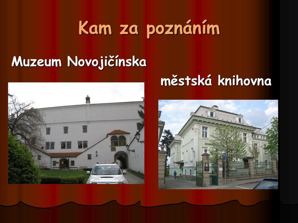Kam za poznáním Muzeum Novojičínska městská knihovna