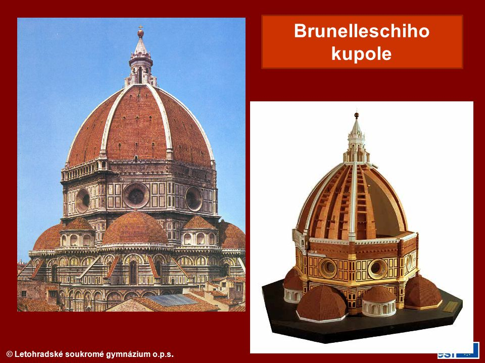 Brunelleschiho kupole