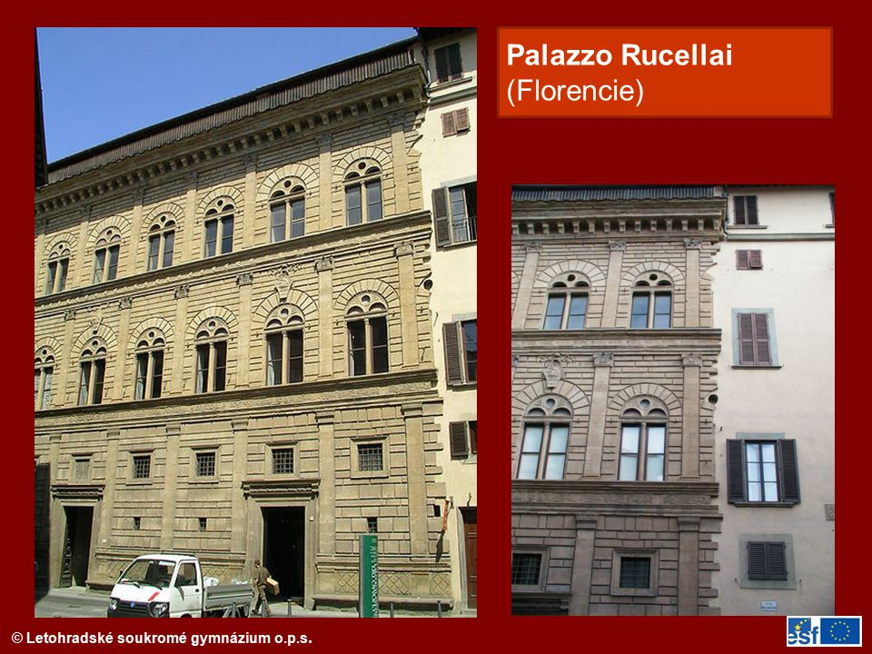 Palazzo Rucellai (Florencie)