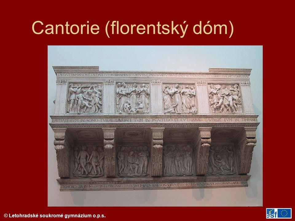 Cantorie (florentský dóm)