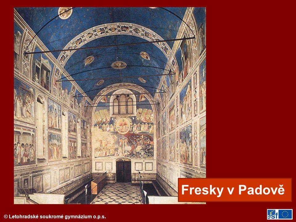 Fresky v Padově