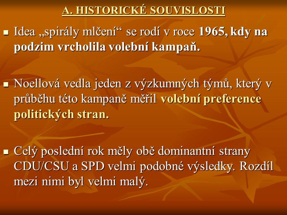 A. HISTORICKÉ SOUVISLOSTI