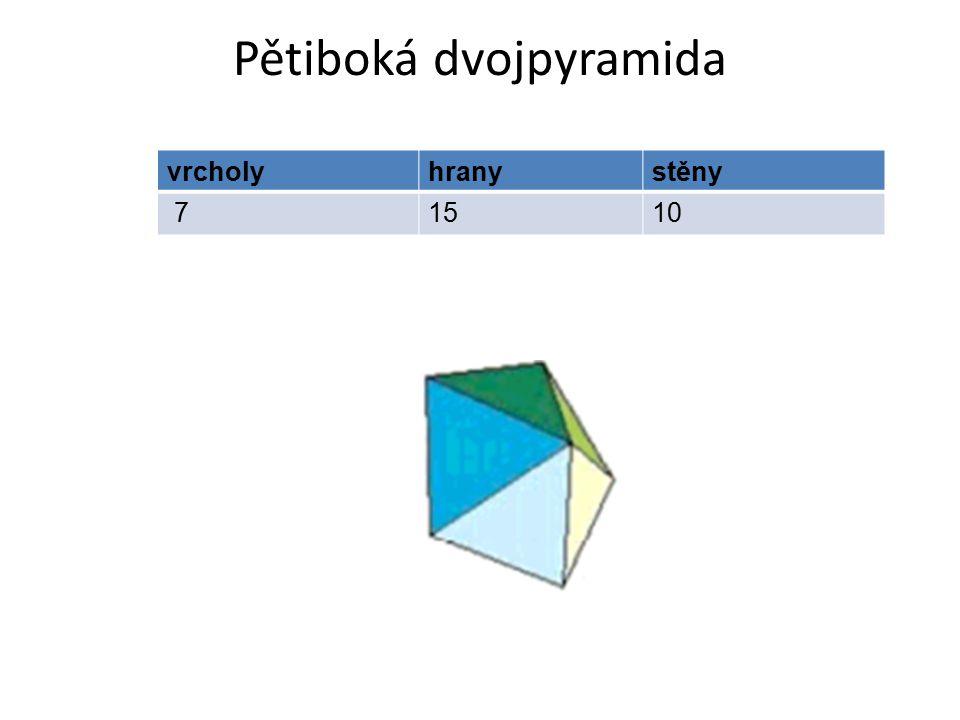Pětiboká dvojpyramida