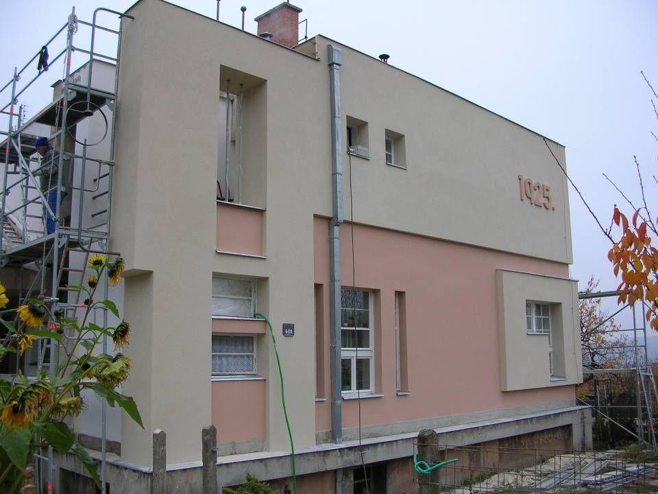 Saint-Gobain Renovace vily Mladá Boleslav