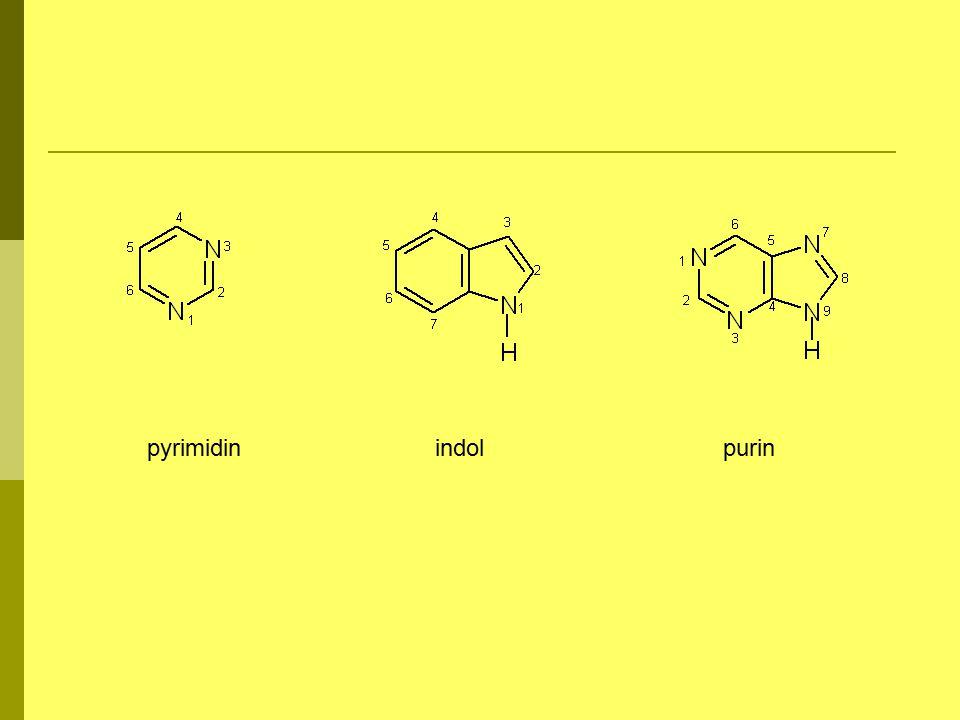 pyrimidin indol purin