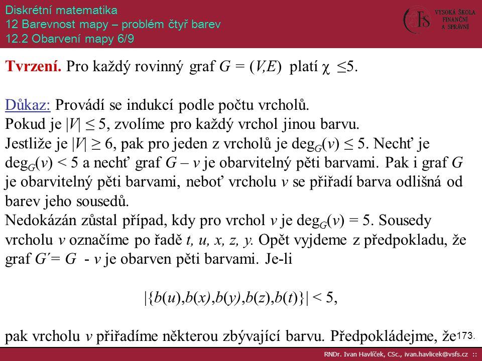 |{b(u),b(x),b(y),b(z),b(t)}| < 5,