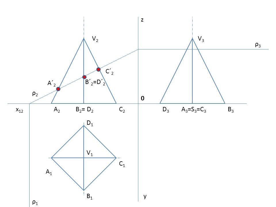 z V2 V3 ρ3 C´2 A´2 B´2=D´2 ρ2 x12 A2 B2= D2 C2 D3 A3=S3=C3 B3 D1 V1 C1 A1 B1 y ρ1