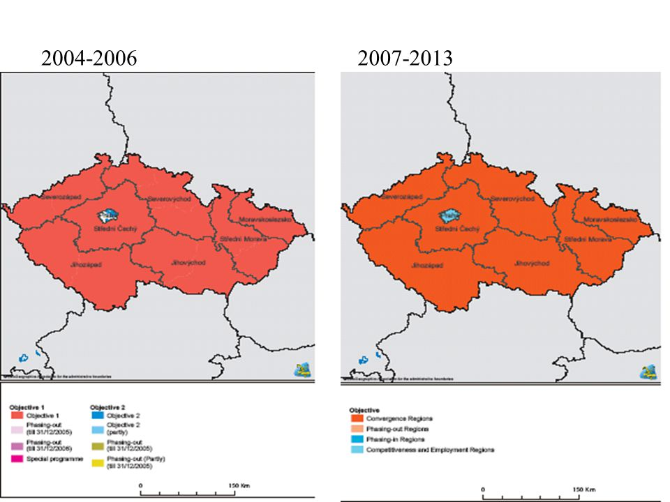 2004-2006 2007-2013