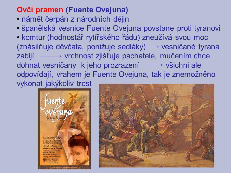 Ovčí pramen (Fuente Ovejuna)