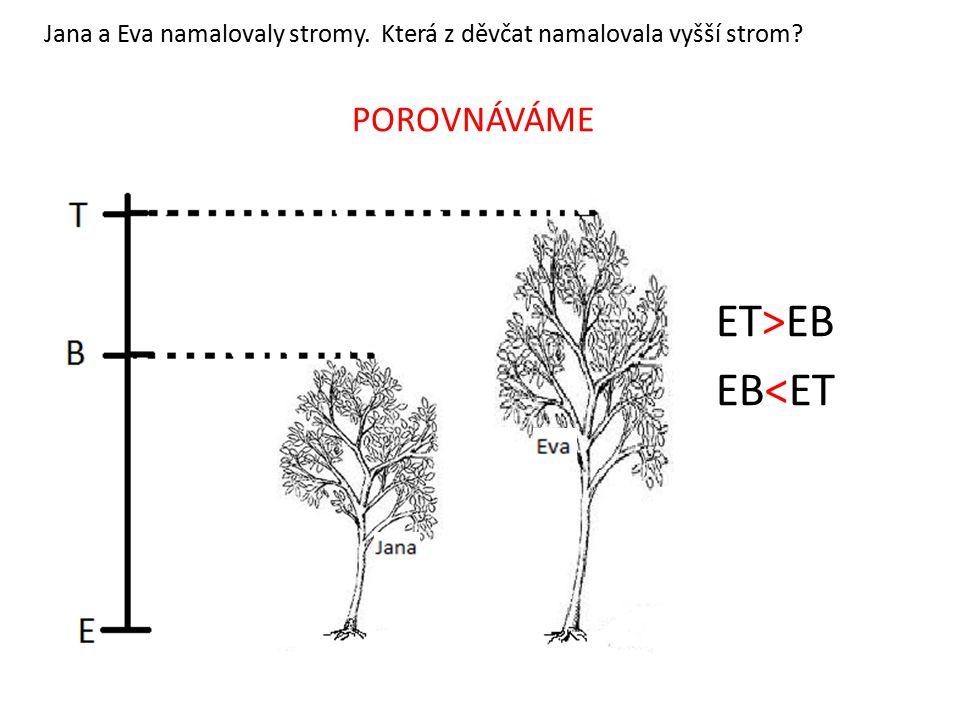 EB<ET POROVNÁVÁME ET>EB