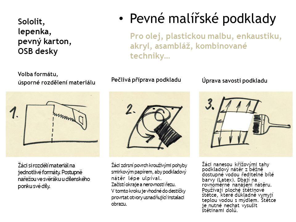Sololit, lepenka, pevný karton, OSB desky