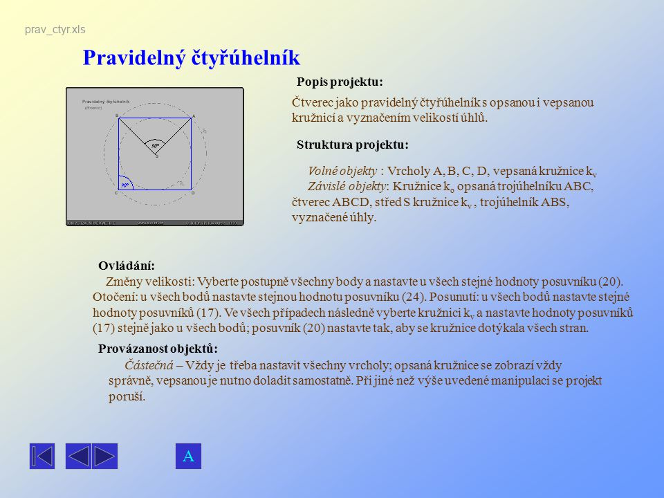 Pravidelný čtyřúhelník