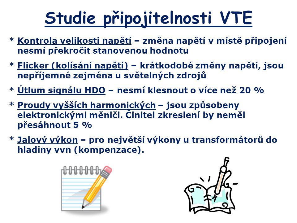 Studie připojitelnosti VTE