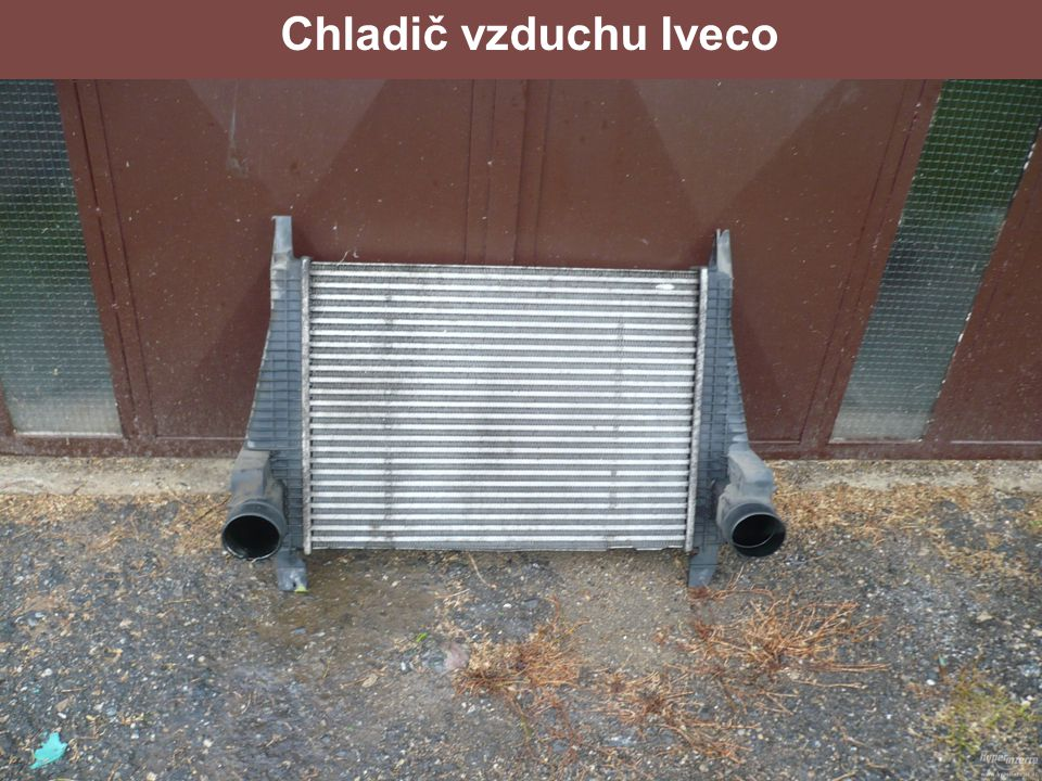 Chladič vzduchu Iveco