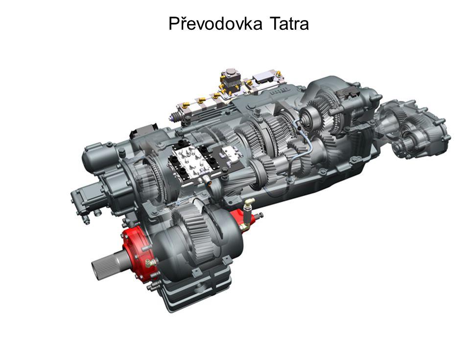 Převodovka Tatra