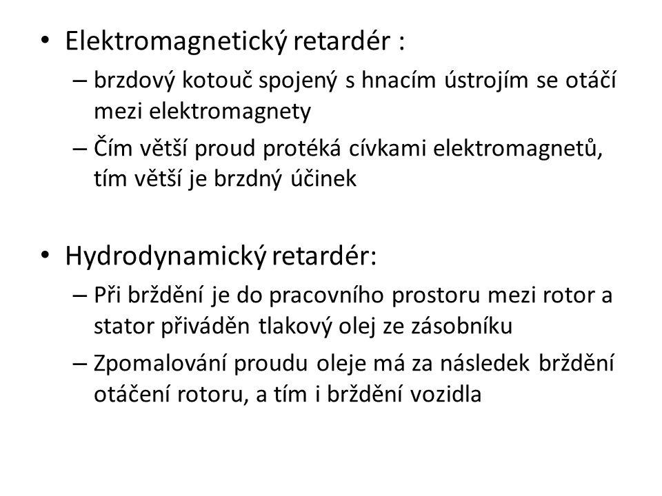 Elektromagnetický retardér :