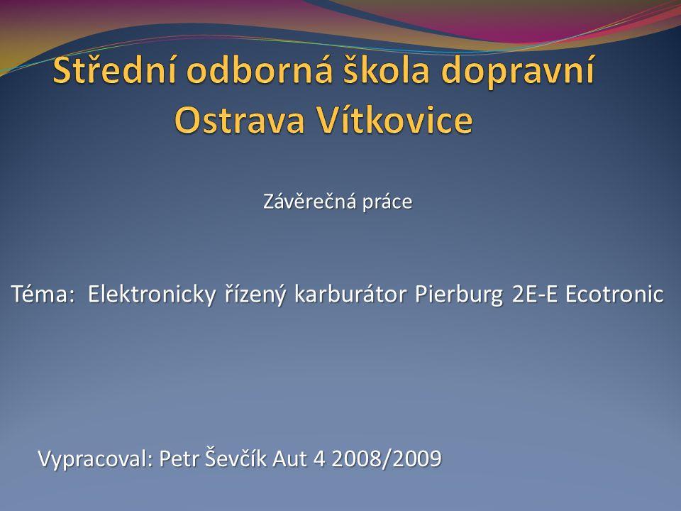 Střední odborná škola dopravní Ostrava Vítkovice