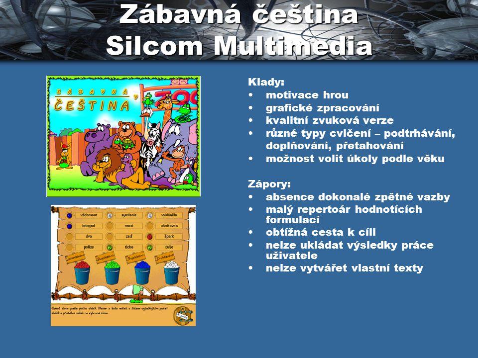 Zábavná čeština Silcom Multimedia