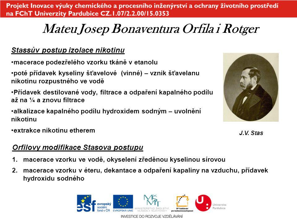 Mateu Josep Bonaventura Orfila i Rotger
