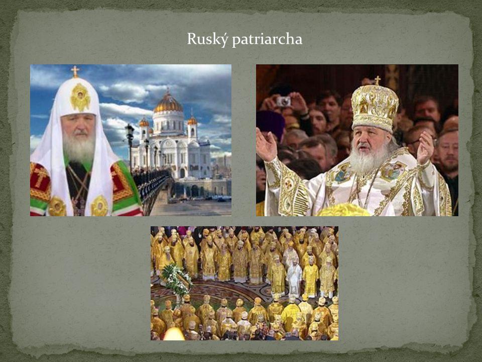 Ruský patriarcha