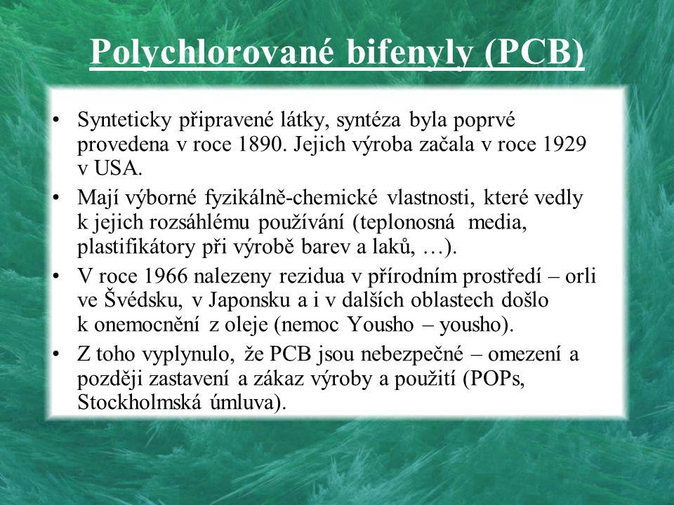 Polychlorované bifenyly (PCB)