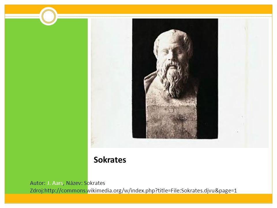 Sokrates Autor: J.