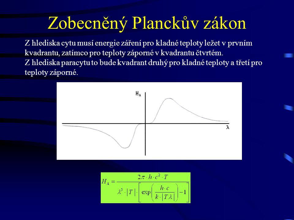 Zobecněný Planckův zákon
