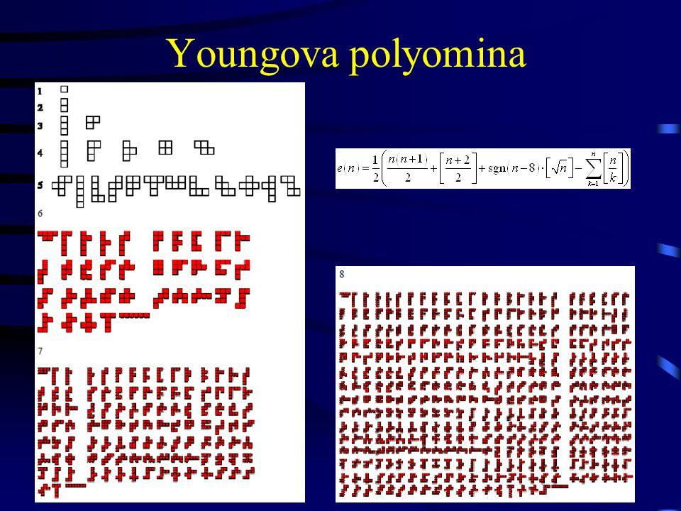Youngova polyomina