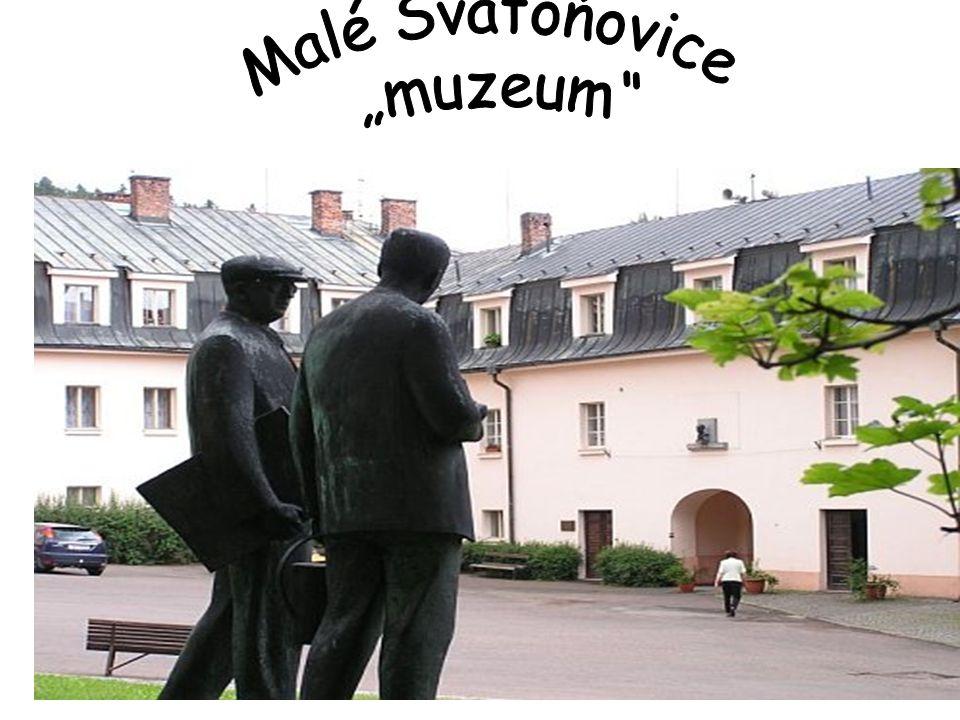 """Malé Svatoňovice """"muzeum"""