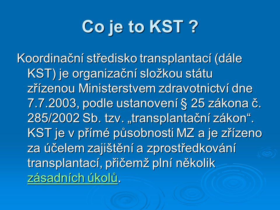 Co je to KST
