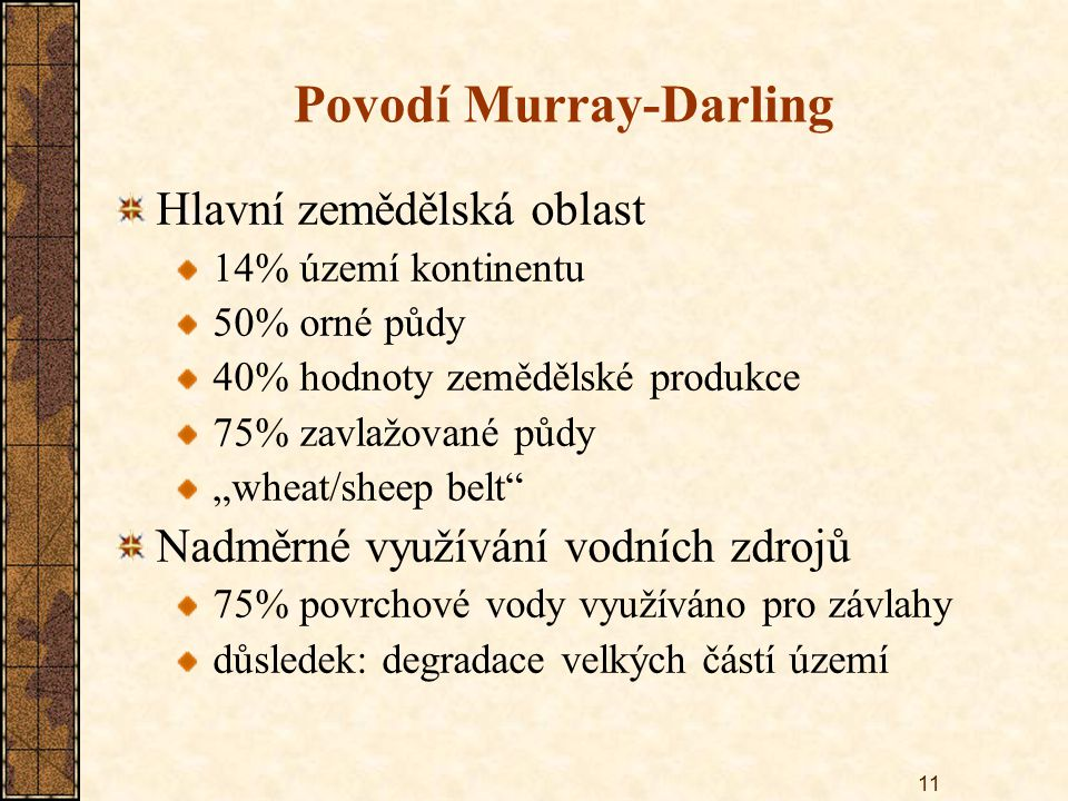 Povodí Murray-Darling
