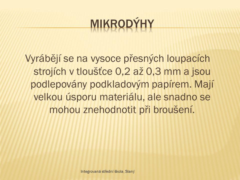 Mikrodýhy