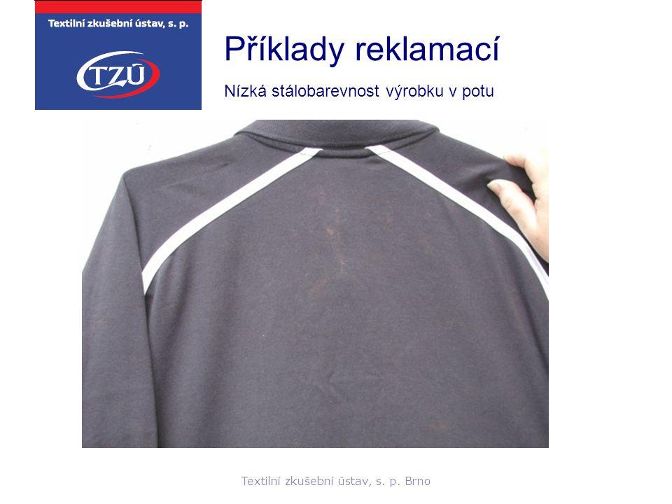 Textilní zkušební ústav, s. p. Brno