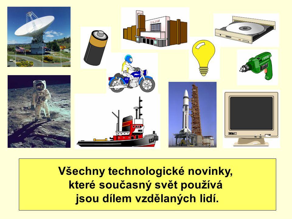 Všechny technologické novinky, které současný svět používá