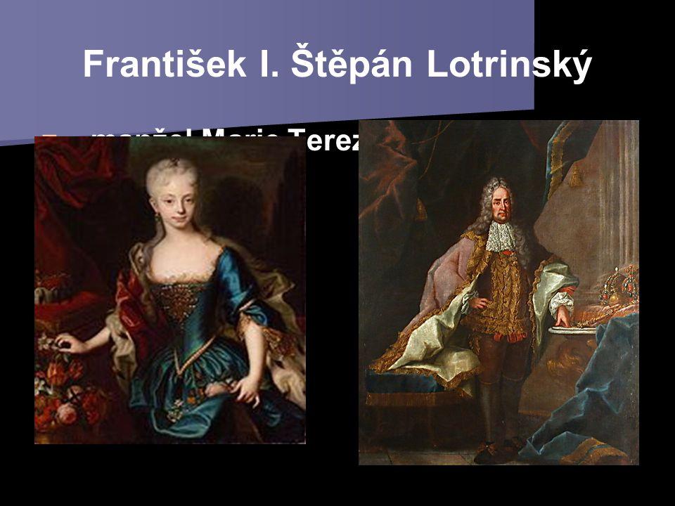 František I. Štěpán Lotrinský