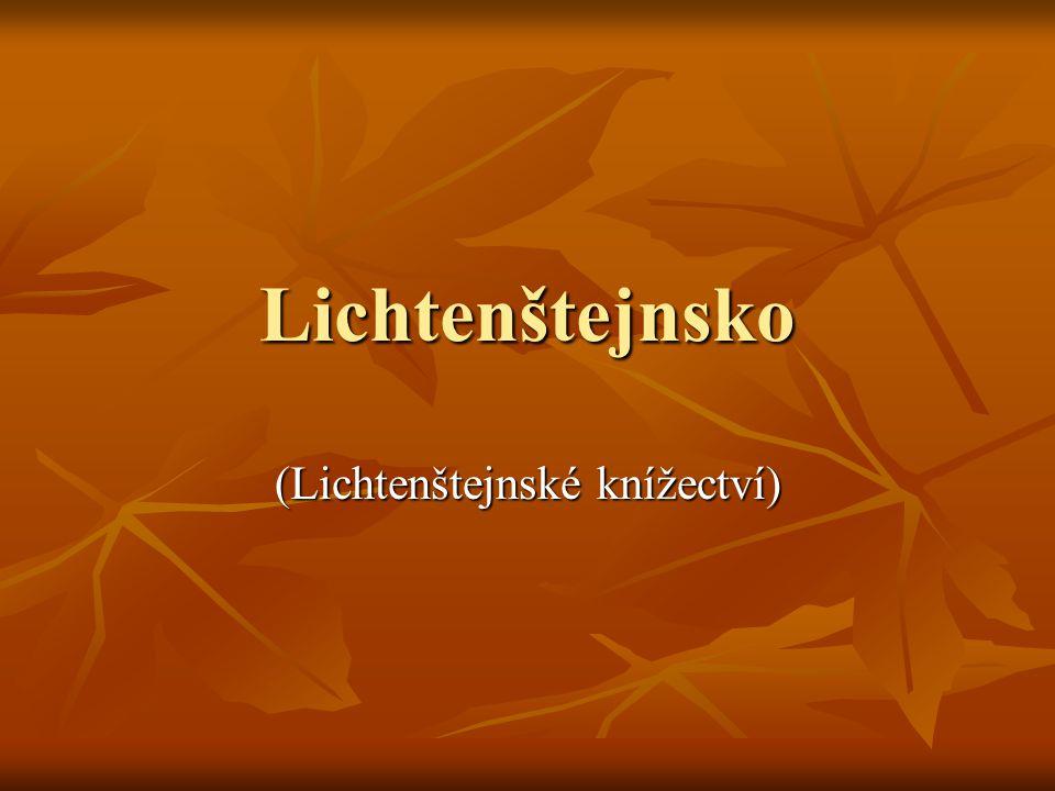 (Lichtenštejnské knížectví)