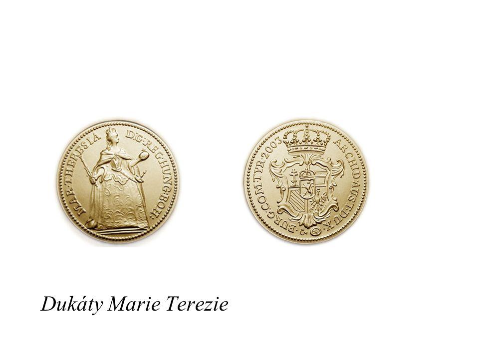 Dukáty Marie Terezie