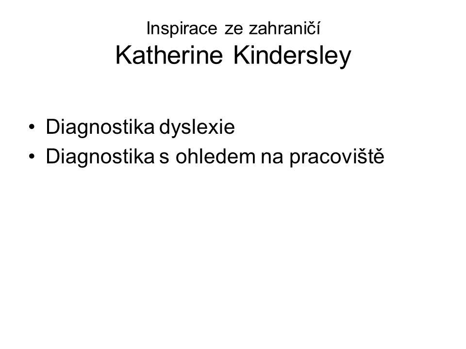 Inspirace ze zahraničí Katherine Kindersley