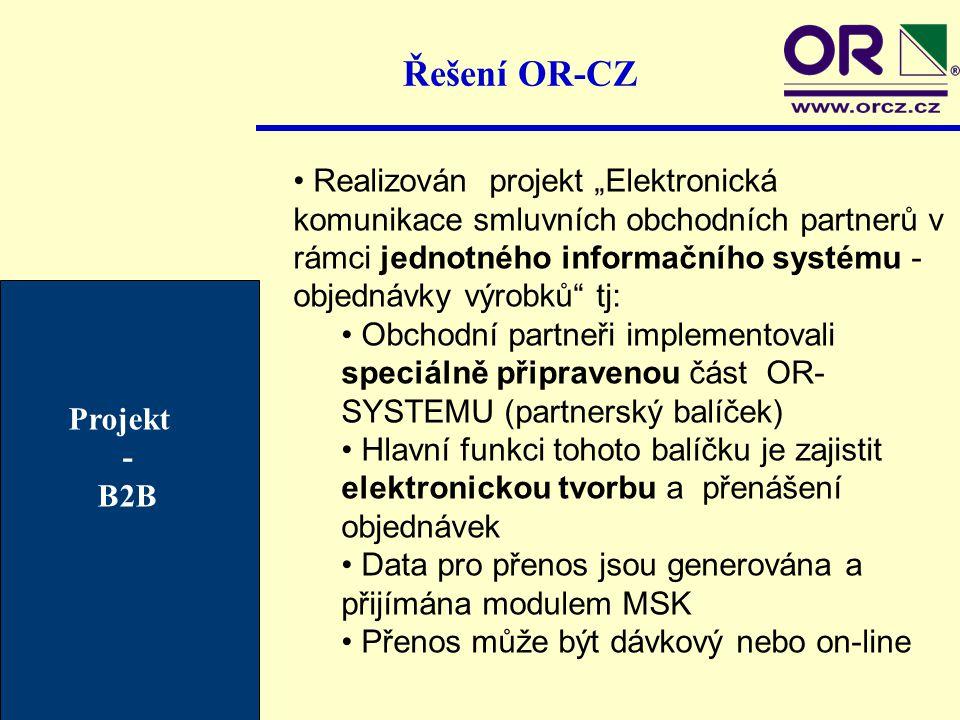 Řešení OR-CZ