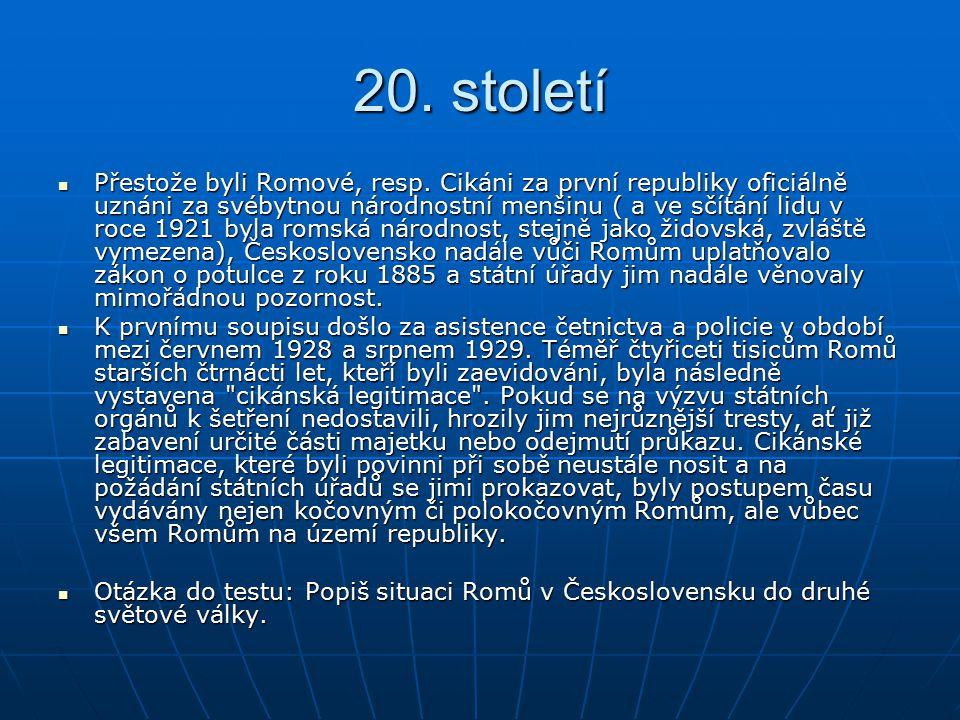 20. století