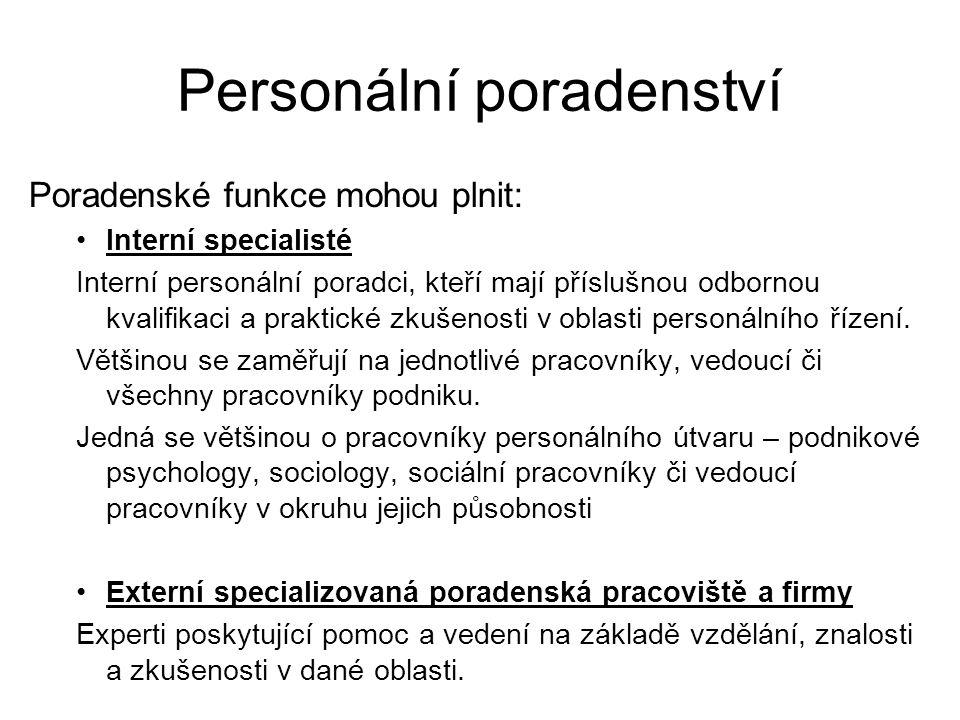 Personální poradenství