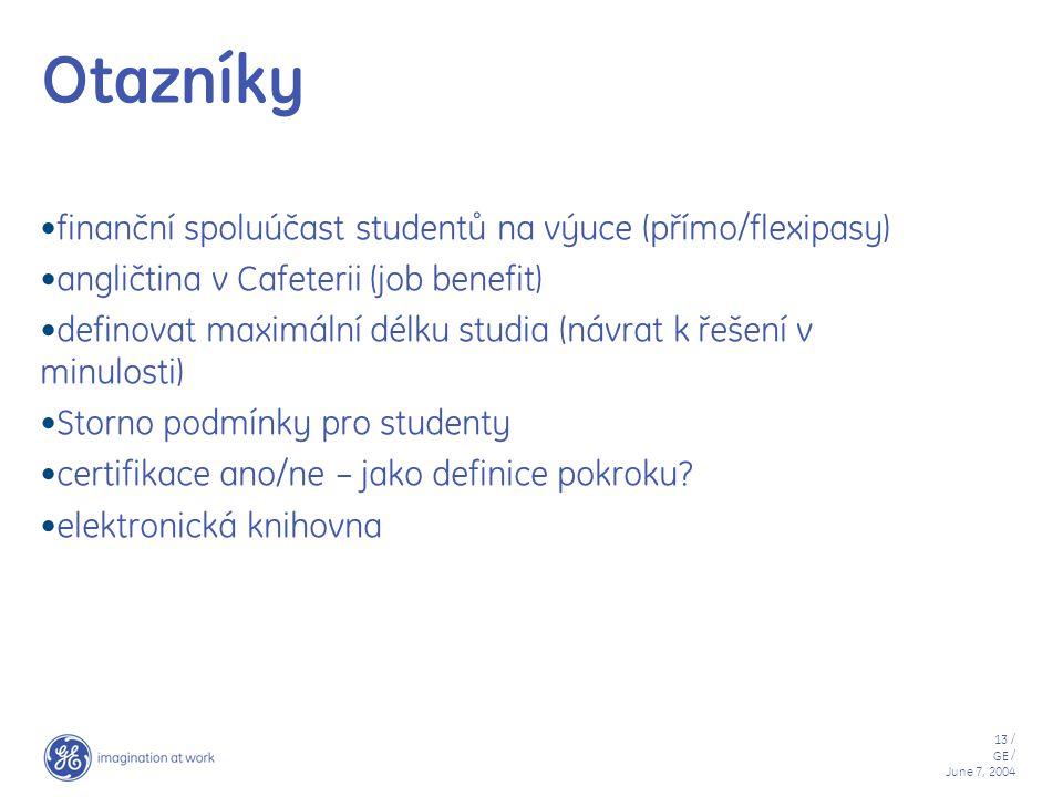 Otazníky finanční spoluúčast studentů na výuce (přímo/flexipasy)