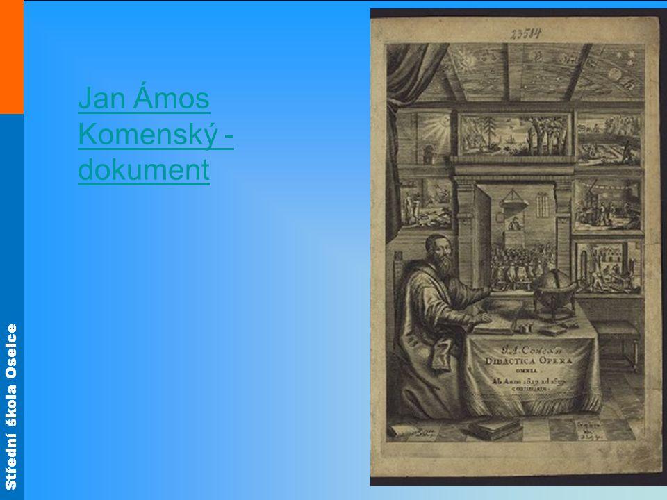 Jan Ámos Komenský - dokument