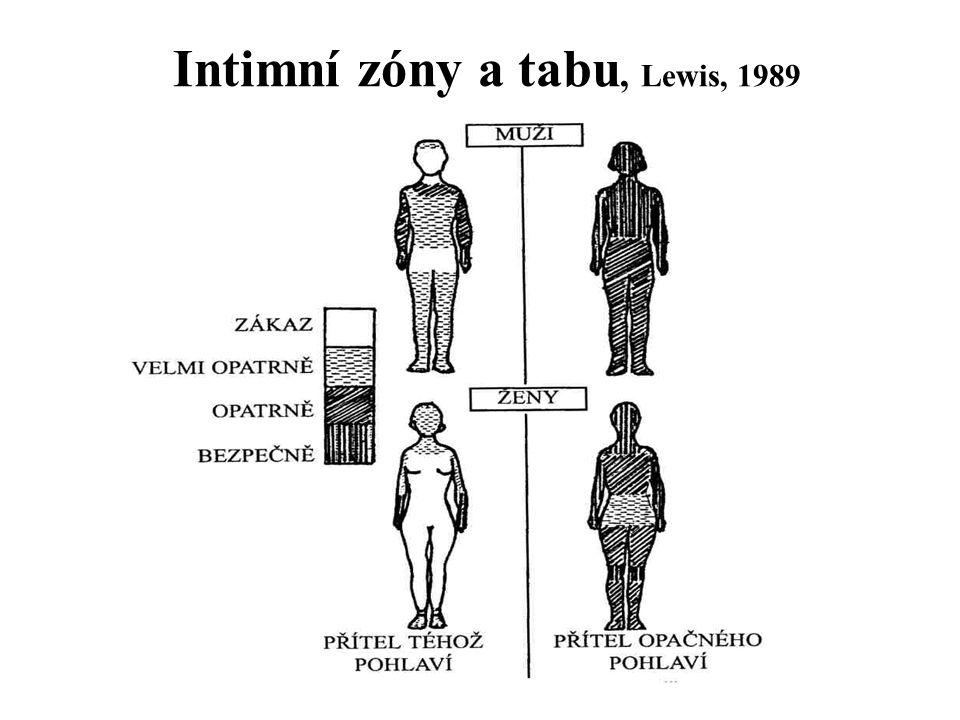 Intimní zóny a tabu, Lewis, 1989